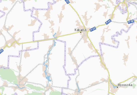 Mappe-Piantine Lishchynka