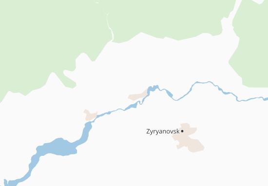 Parygino Map