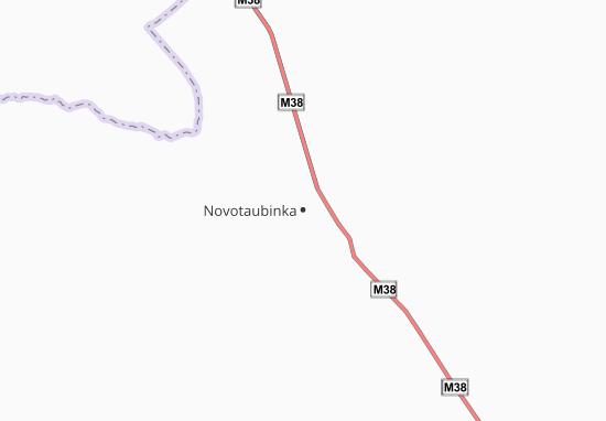 Novotaubinka Map