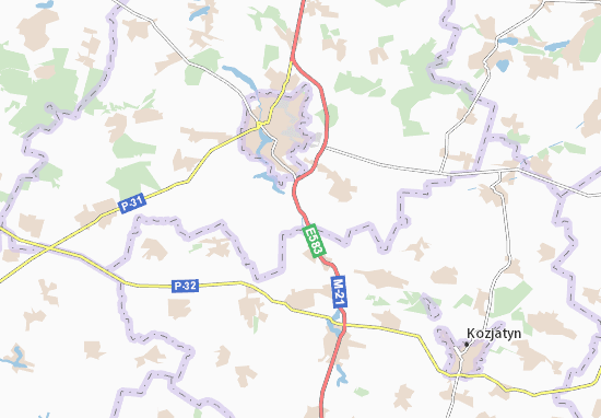 Khazhyn Map
