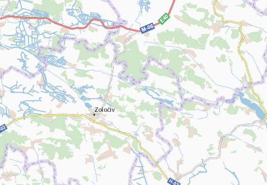 Mapas-Planos Khmeleva