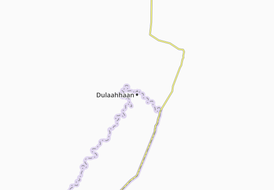 Carte-Plan Dulaahhaan