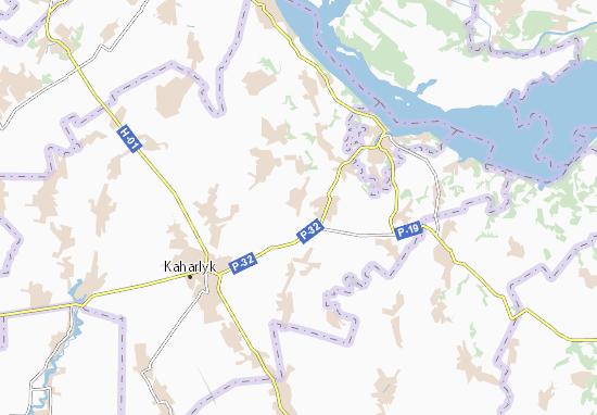 Mapas-Planos Demivshchyna