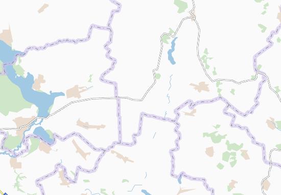 Mappe-Piantine Chervona Khvylya