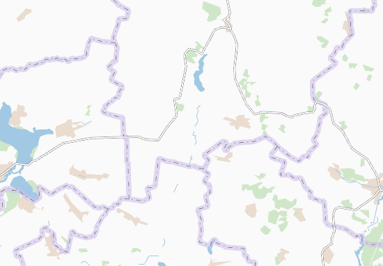 Carte-Plan Nova Oleksandrivka
