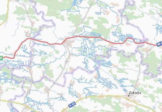 Mapas-Planos Utishkiv