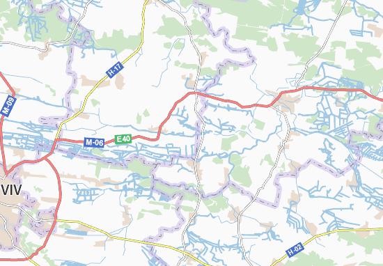 Mapas-Planos Ubyni