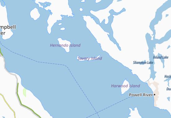 Savary Island Weather Forecast