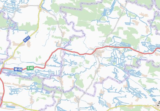 Mapas-Planos Kizliv