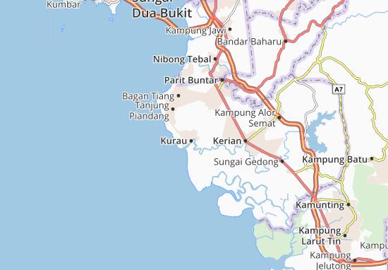 Mapas-Planos Kurau