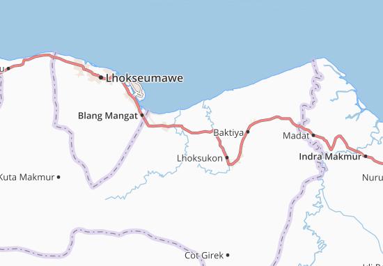 Mappe-Piantine Tanah Pasir