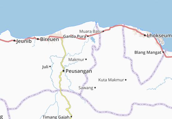 Mappe-Piantine Makmur