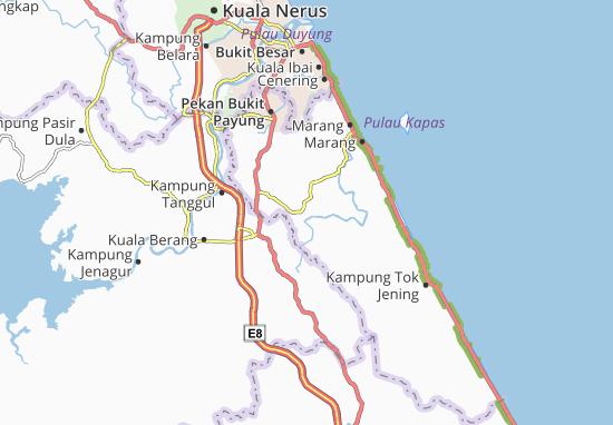 Kampung Bukit Leban Map