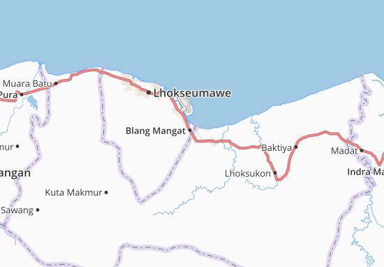 Mappe-Piantine Blang Mangat