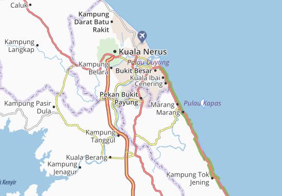 Mapas-Planos Pekan Bukit Payung