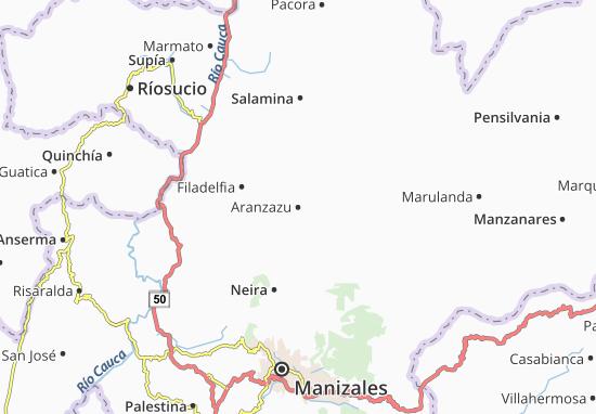 Mapas-Planos Aranzazu