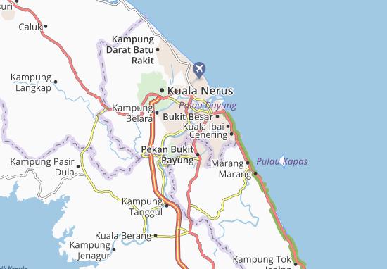 Kepung Map