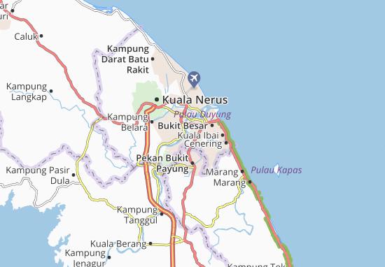 Rengas Map