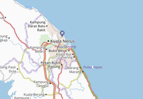 Kampung Batu Buruk Map