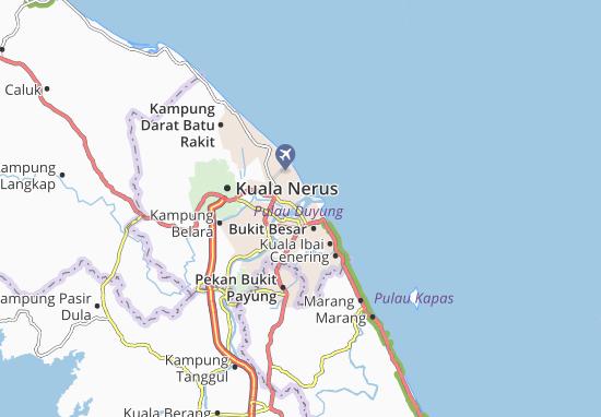 Pulau-Pulau Map
