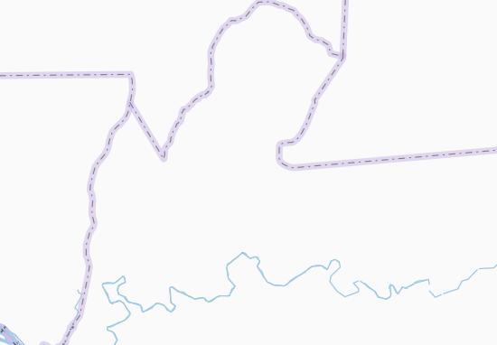 Carte-Plan Gouala