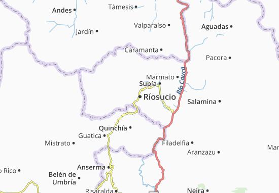 Mapas-Planos Ríosucio
