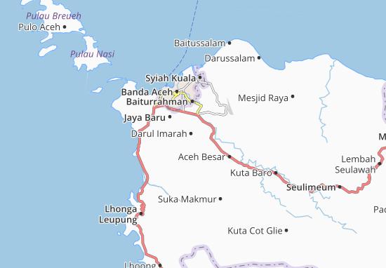 Darul Imarah Map