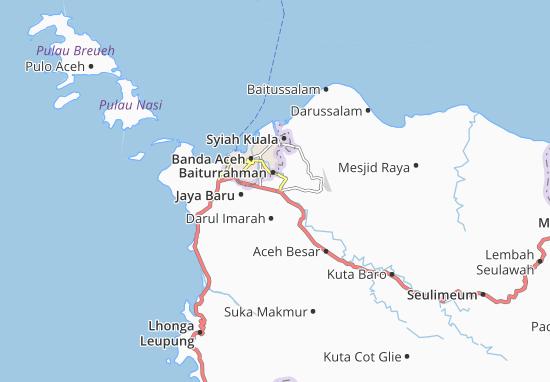 Lueng Bata Map