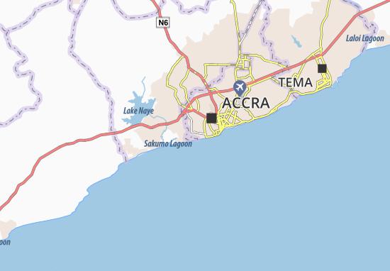 Agege Map