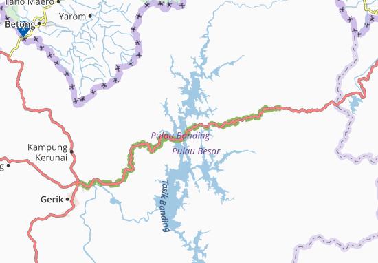Mappe-Piantine Temengor
