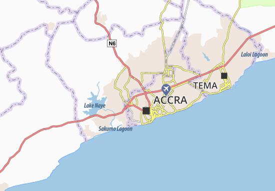 Mapa Plano Abeka