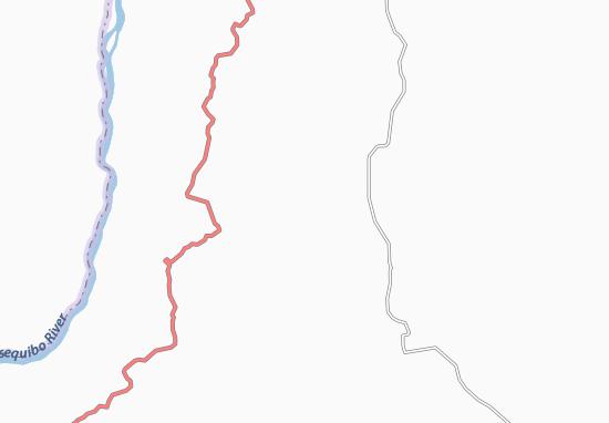 Mapa Plano Malali