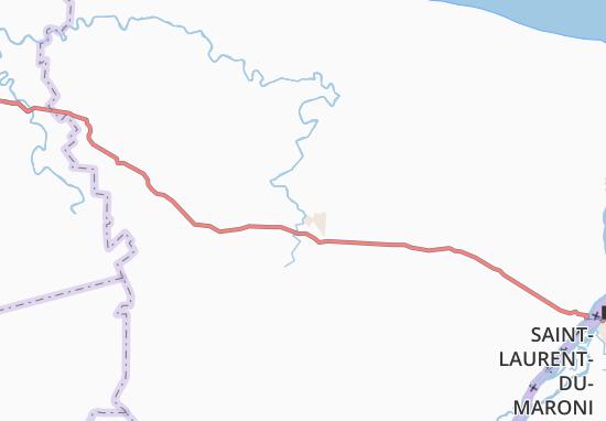 Moengo Map