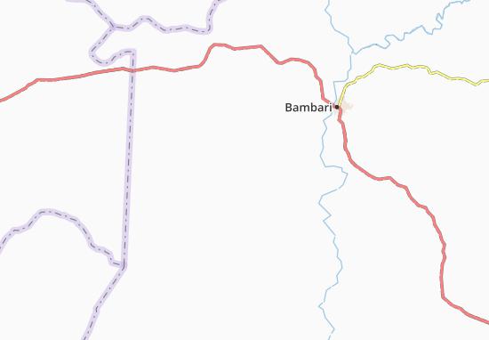 Carte-Plan Wanbaki