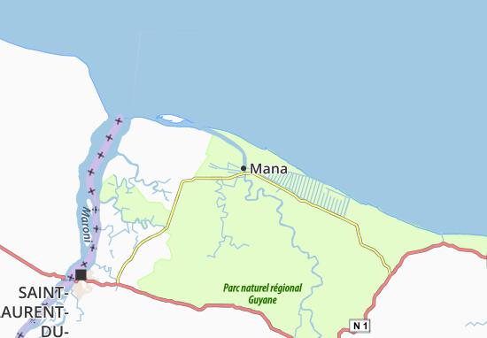 Mapas-Planos Mana