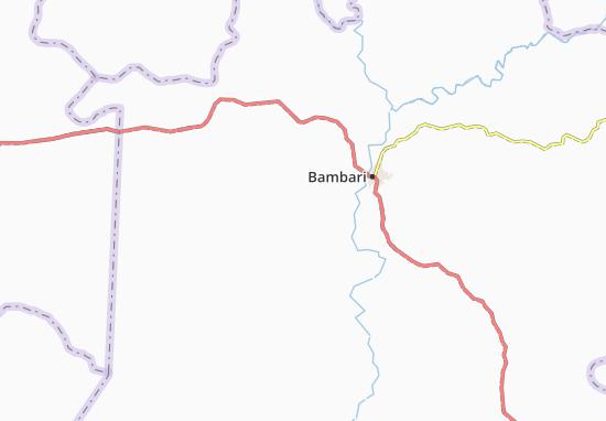 Carte-Plan Badela