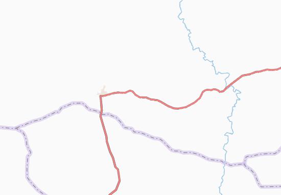 Carte-Plan Pangou
