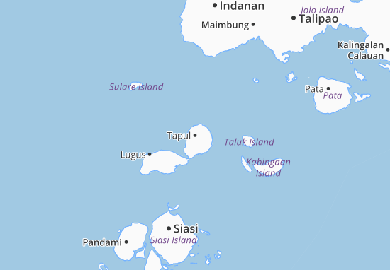 Mapas-Planos Tapul