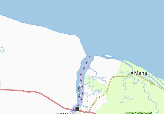 Mapas-Planos Galibi
