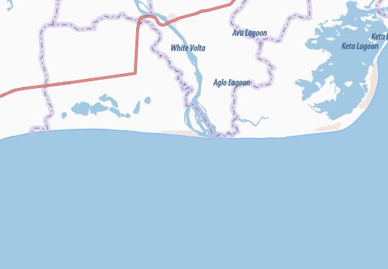 Mapa Plano Ada