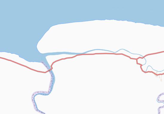 Mapa Plano Braak