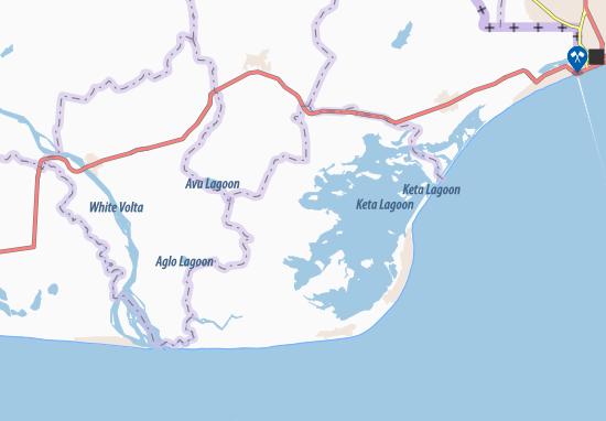 Mapa Plano Atiavi