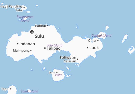 Carte-Plan Old Panamao