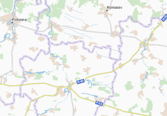 Mappe-Piantine Horopai