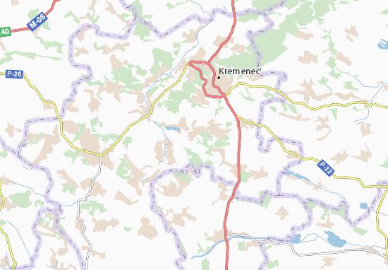 Mapas-Planos Kolosova