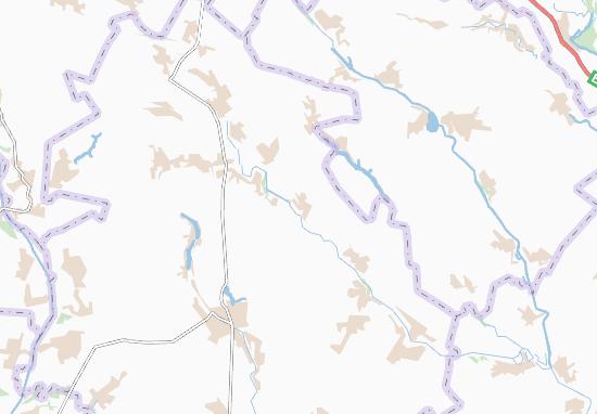 Mapas-Planos Svichkivka