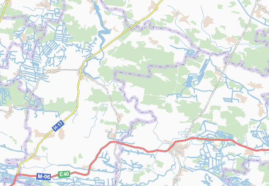 Mapas-Planos Sokolya