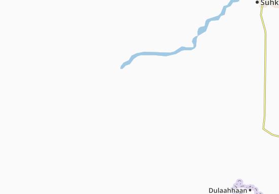 Mapa Plano Dzuunburen