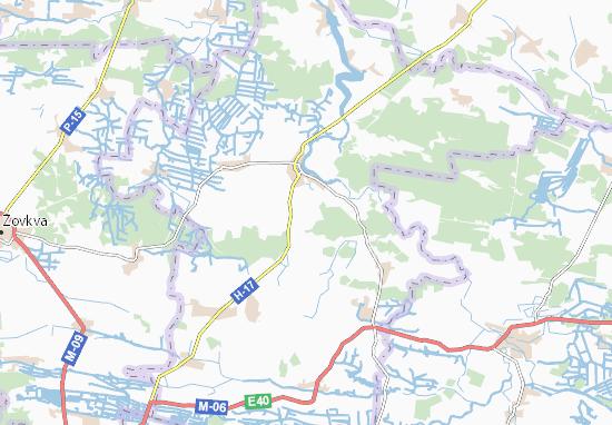 Mapas-Planos Derniv