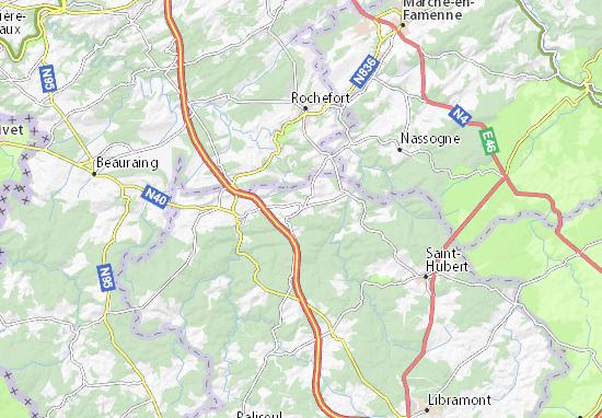 Mapas-Planos Tellin